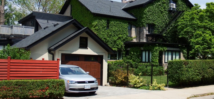 Garage – Bay Street, Hamilton